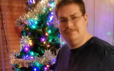 James is wishing everyone Merry Christmas and Happy Holidays!